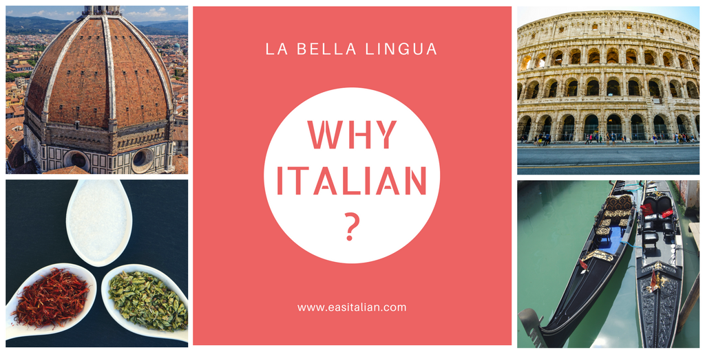 WHY ITALIAN LANGUAGE_