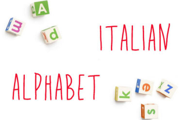 The Italian Alphabet: Learn Your ABCs and How to Pronounce