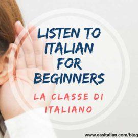 listen-to-italian-for-beginners---la-classe-di-italiano