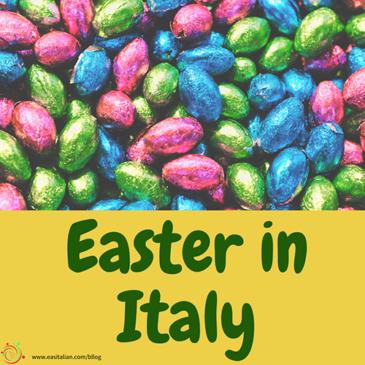 What is Pasqua in Italy?