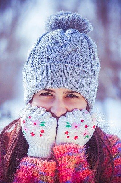 D'inverno faceva molto freddo